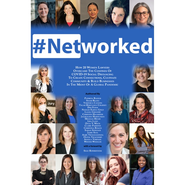 #Networked Book Cover
