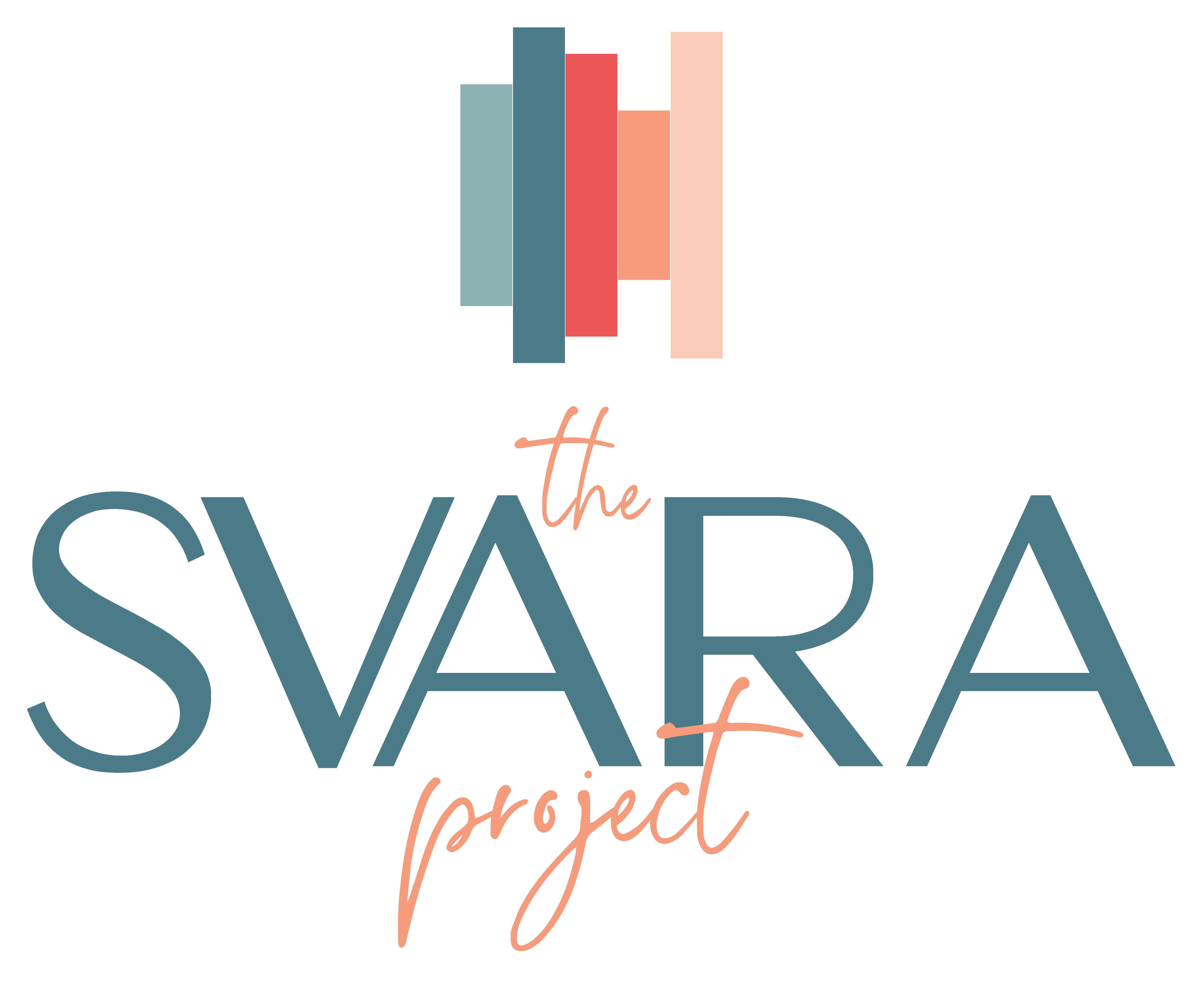 Svara Project homepage