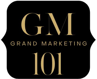 Grand Marketing 101 Logo
