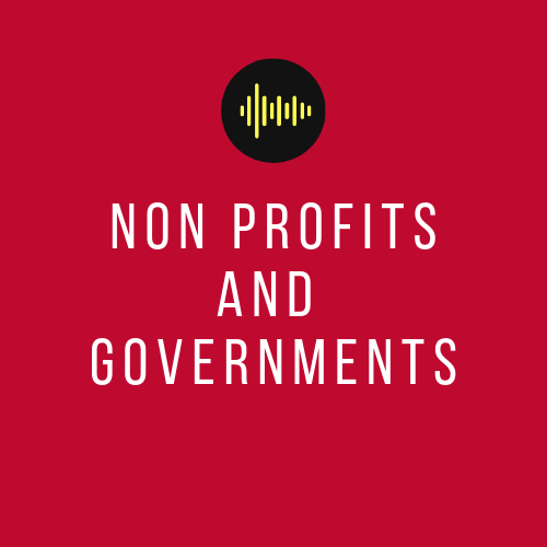 Government and Non-Profits
