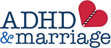 ADHD&marriage logo with heart