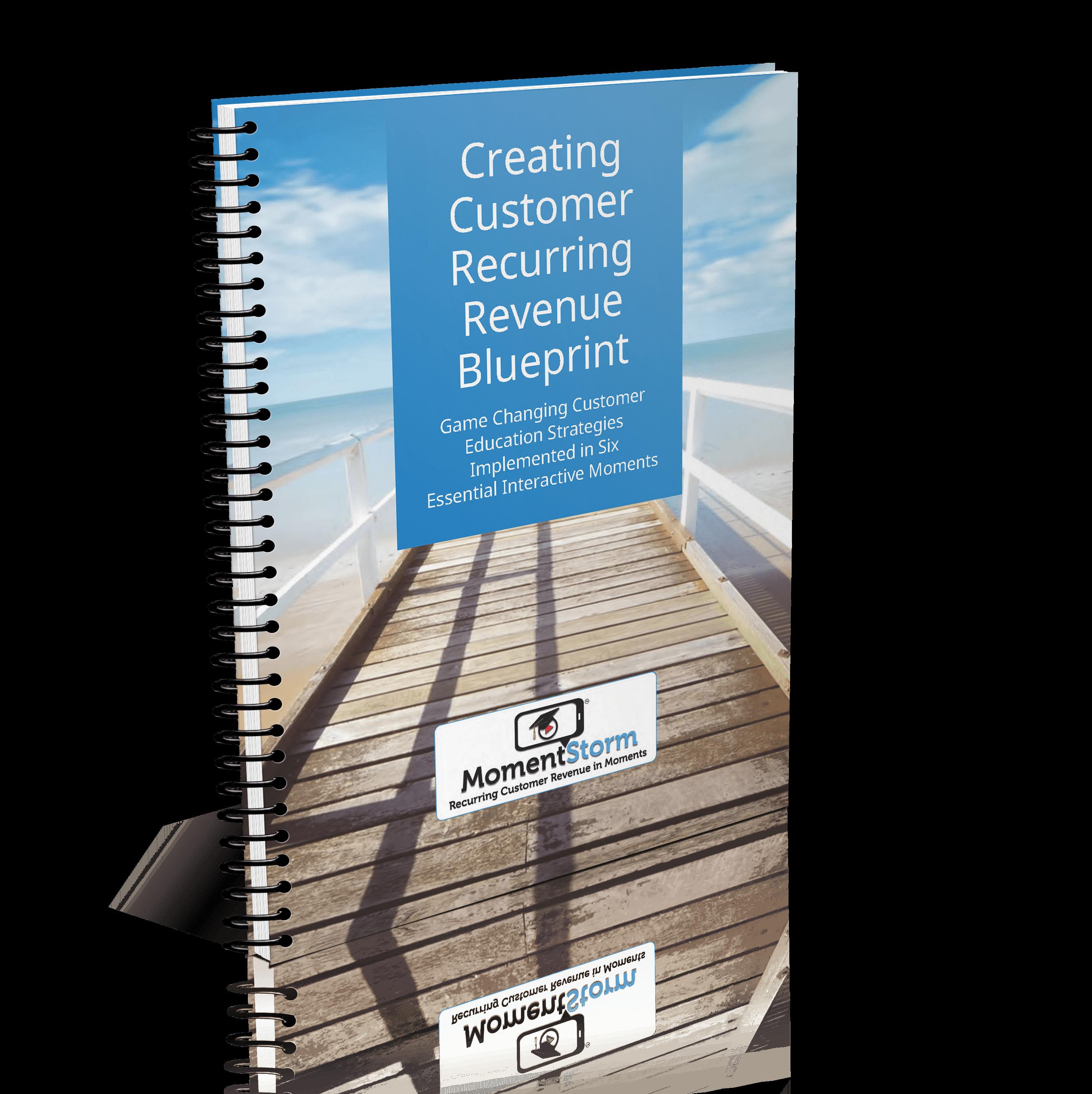 Creating Customer Recurring Revenue