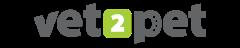 Vet2Pet logo