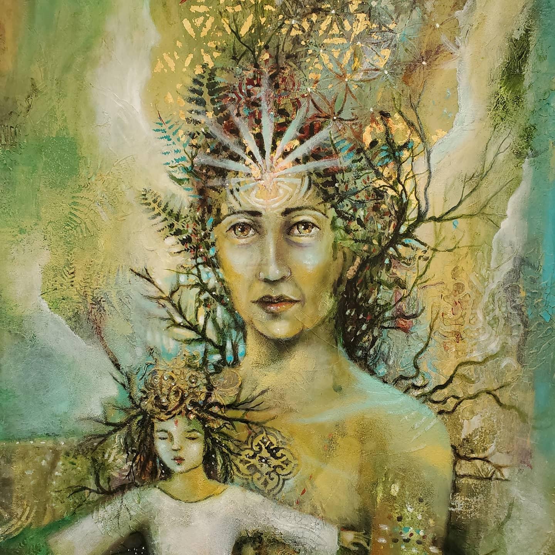 'Mother Earth' Self Study