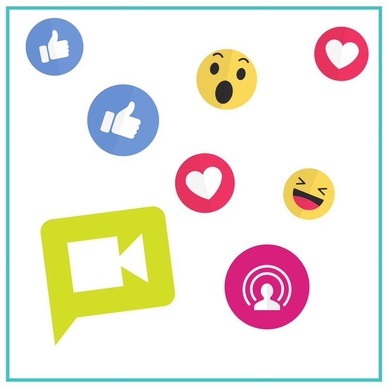 Facebook reports that video posts attract 30% greater organic reach.