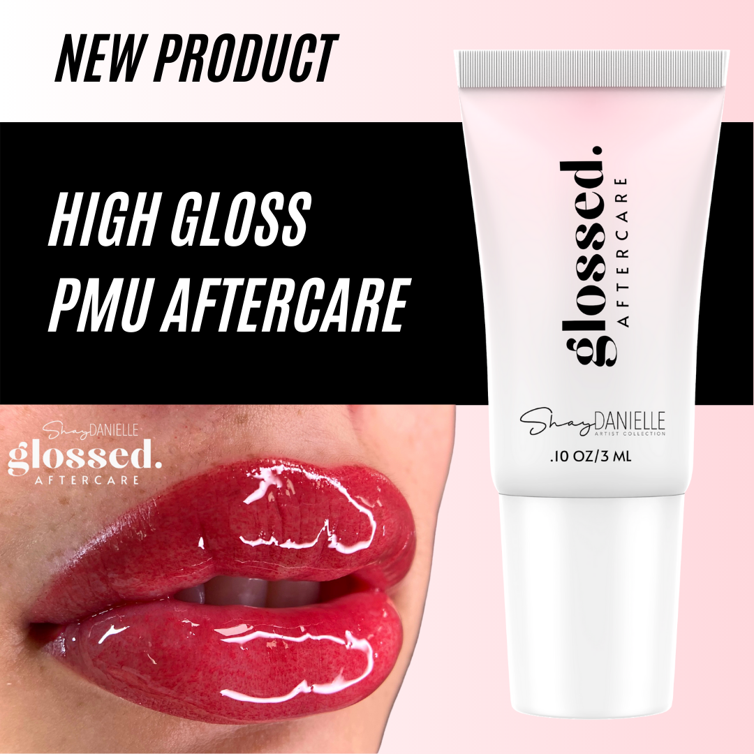 INTRODUCING GLOSSED AFTERCARE