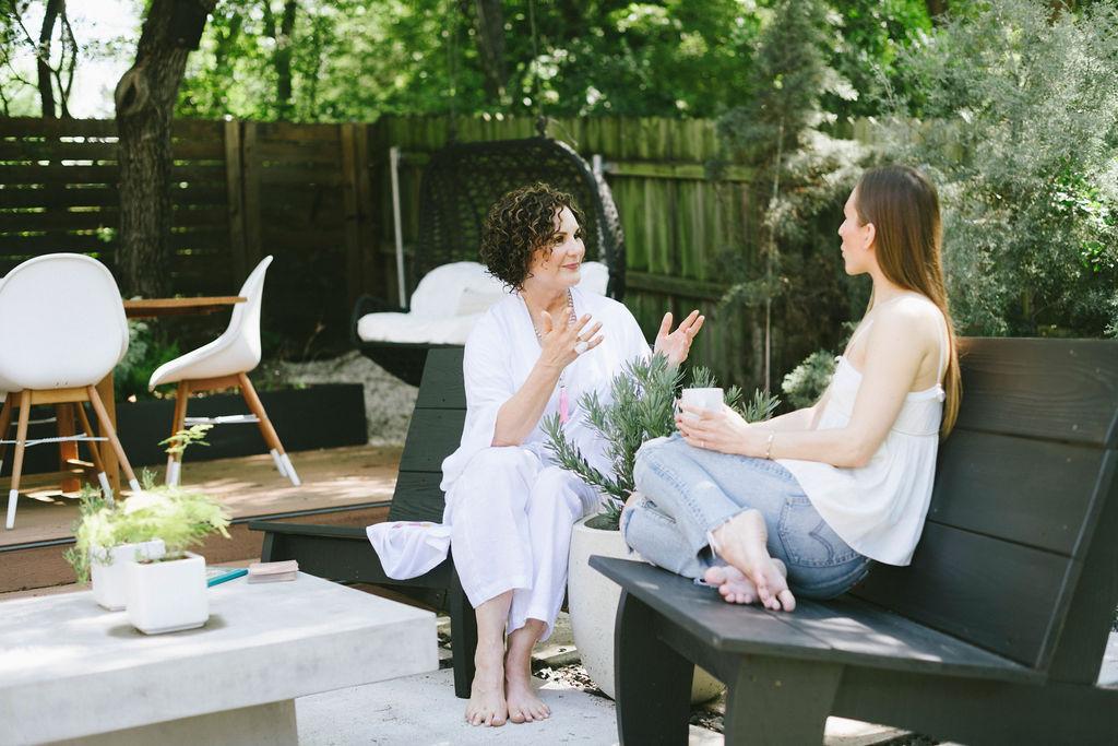 Sacred Shakti Sisterhood:  Embody Divine Feminine Energy