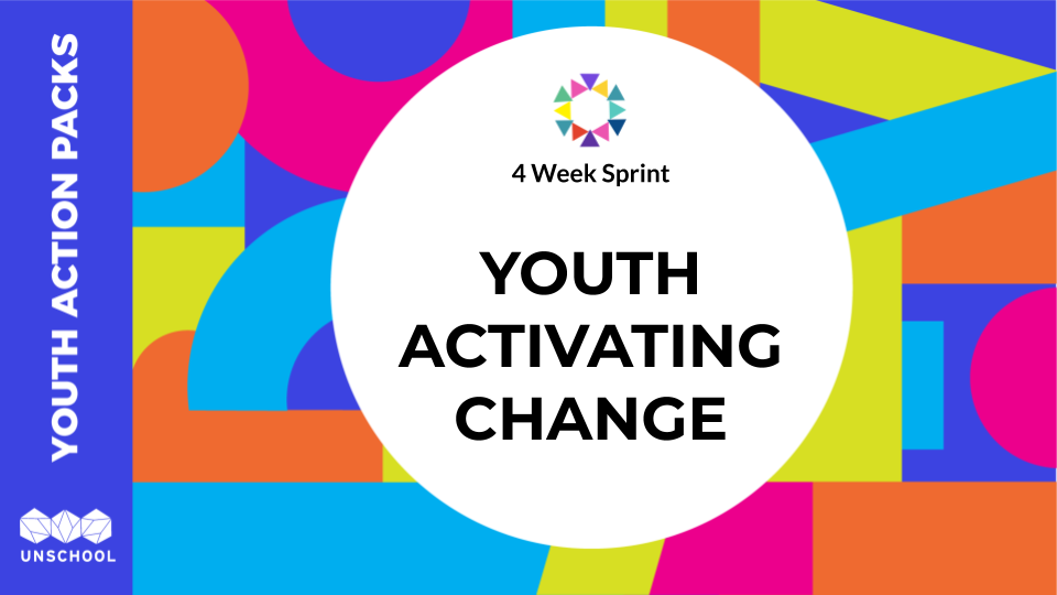 Get activated with our 4-Week Youth Leadership Activation Sprint!