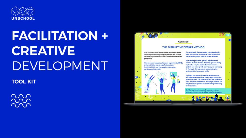 DDM Facilitation & Creative Development Toolkit