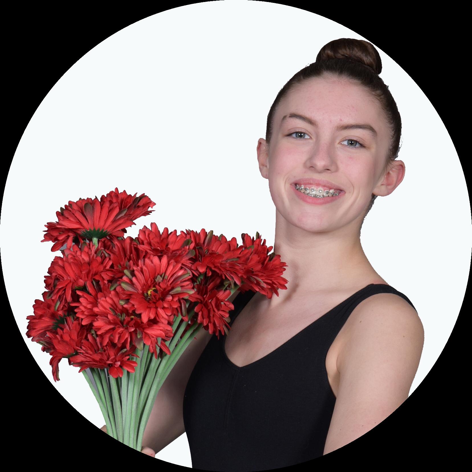 Tia W. -Dancer
