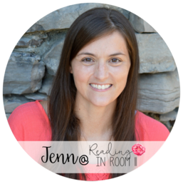 Jenn MacArthur | Reading In Room 11