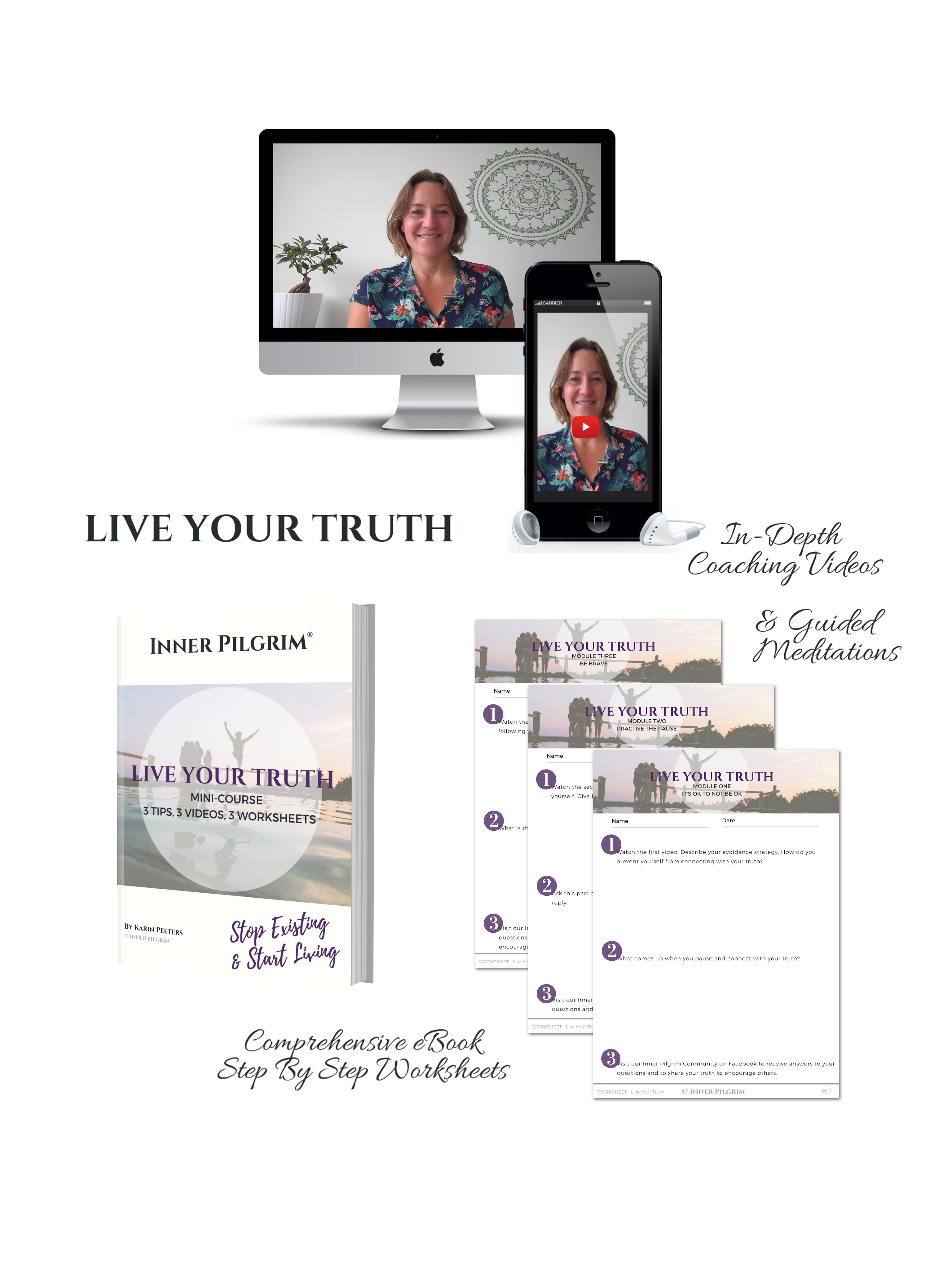Live Your Truth Free Mini-Course