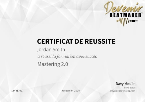 certification-formation-mastering