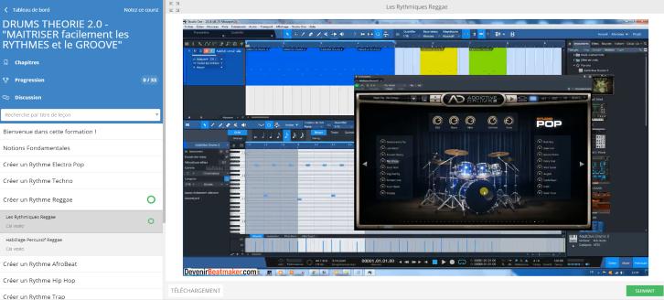 Formation Beatmaker Pro | Techniques Beatmaking & Audio Pro