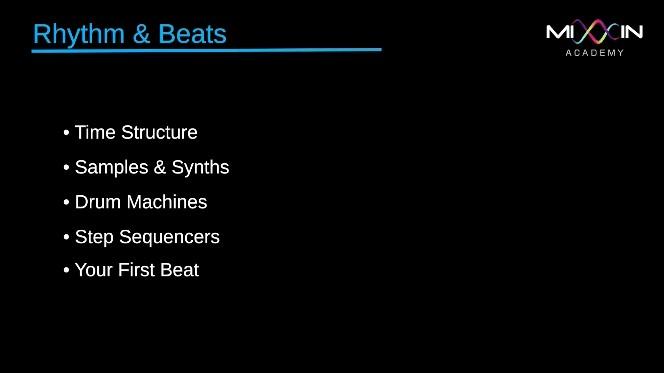 LEVEL 2 - Rhythm & Beats
