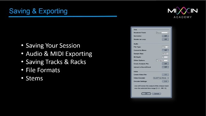 LEVEL 8 - Saving & Exporting