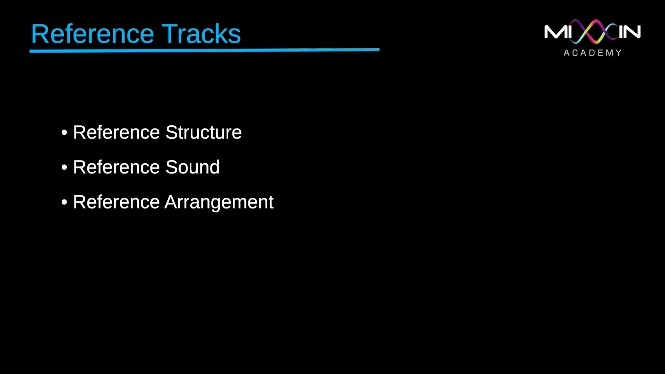 LEVEL 2 - Reference Tracks