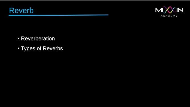 LEVEL 4 - Reverb