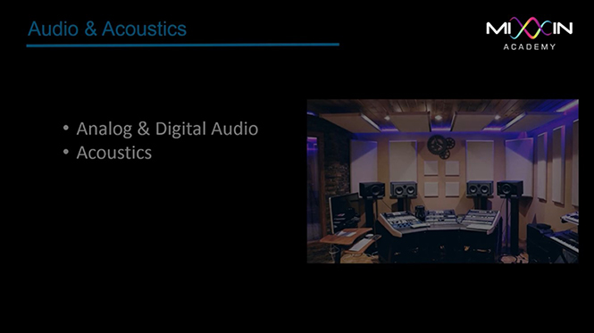 LEVEL 1 - Audio & Acoustics