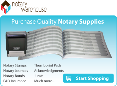 Order Quality Notary Supplies
