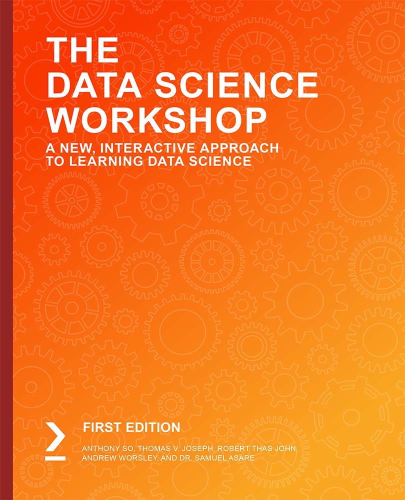 Cover for The Data Science Workshop