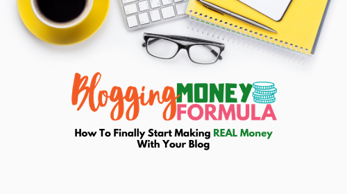 Blogging Money Formula
