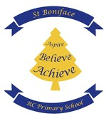 St Boniface School Salford's name
