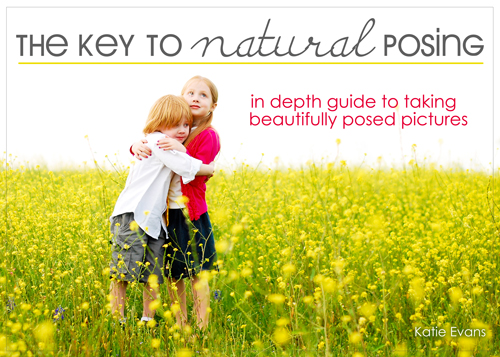 The Key To Natural Posing