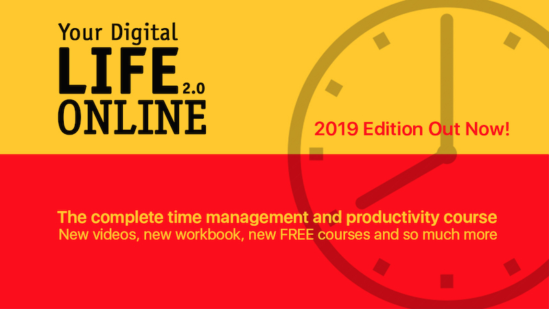 The 2019 Edition Of Your Digital Life 2.0 Online