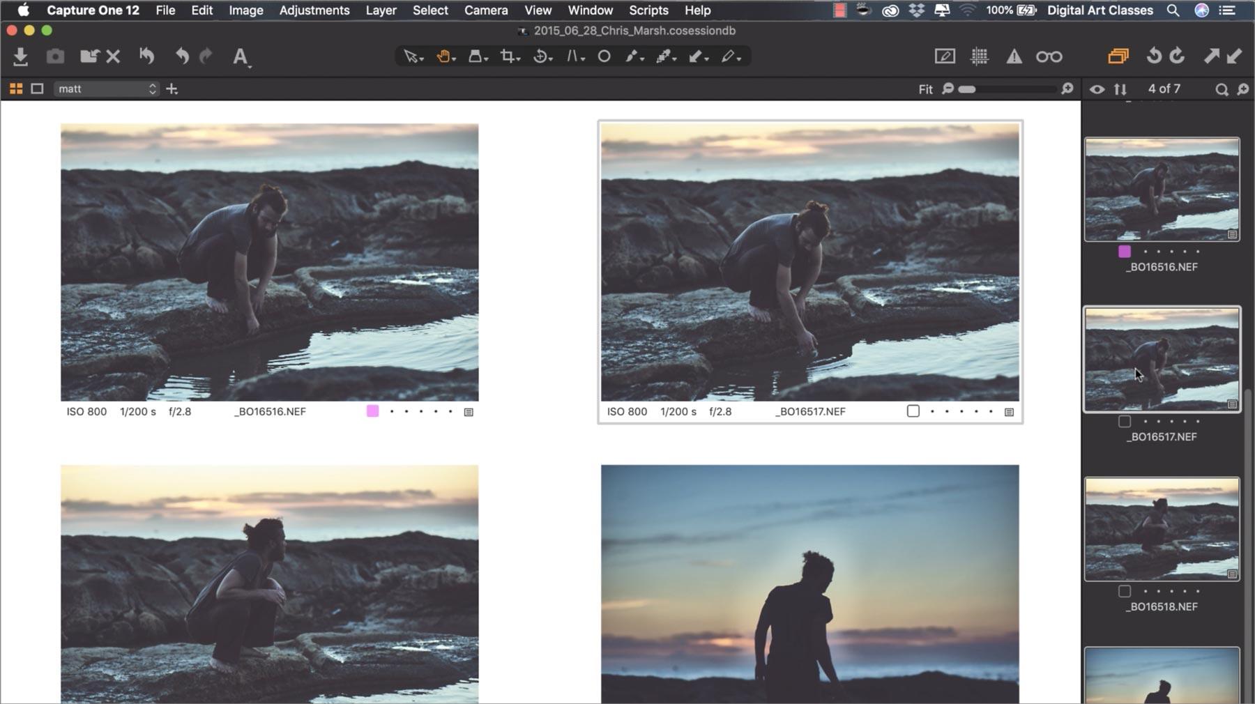 Complete Photo Edit: Chris Part 2, Marsascala sunrise