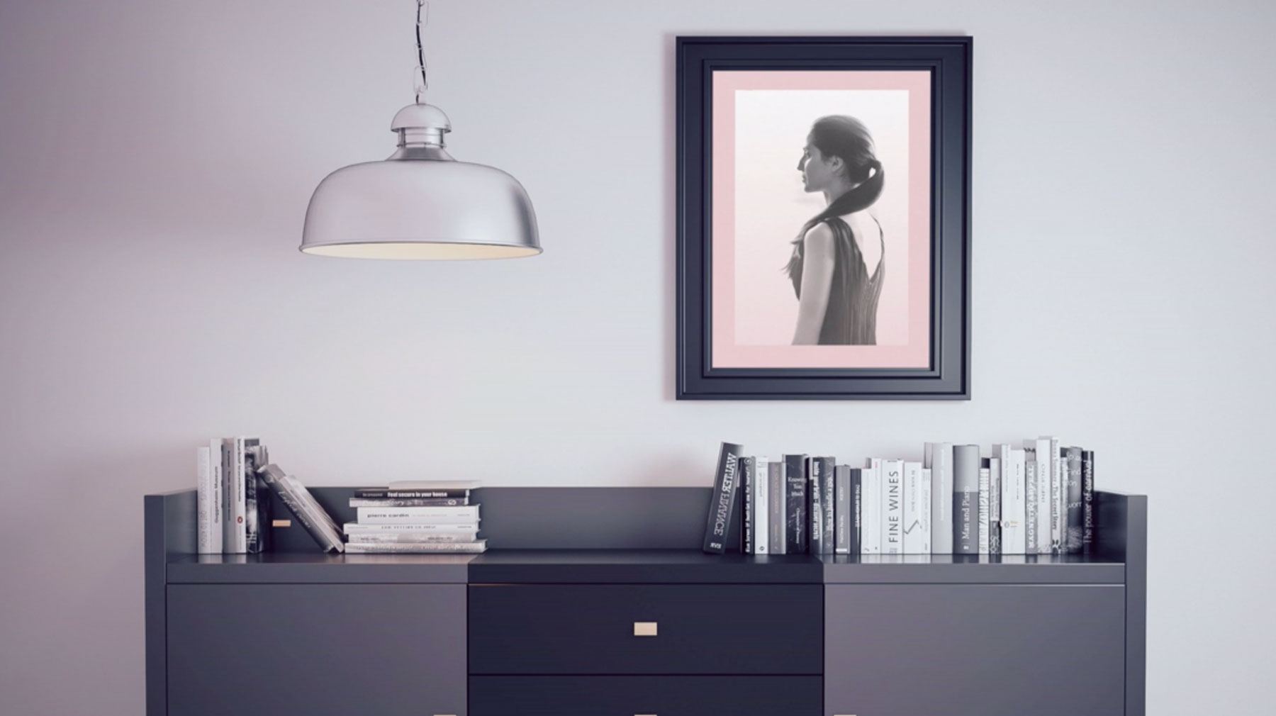 Display Your Favourite Print