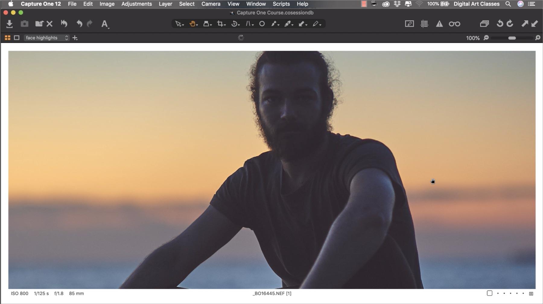 Complete Photo Edit: Chris Part 1, Marsascala sunrise