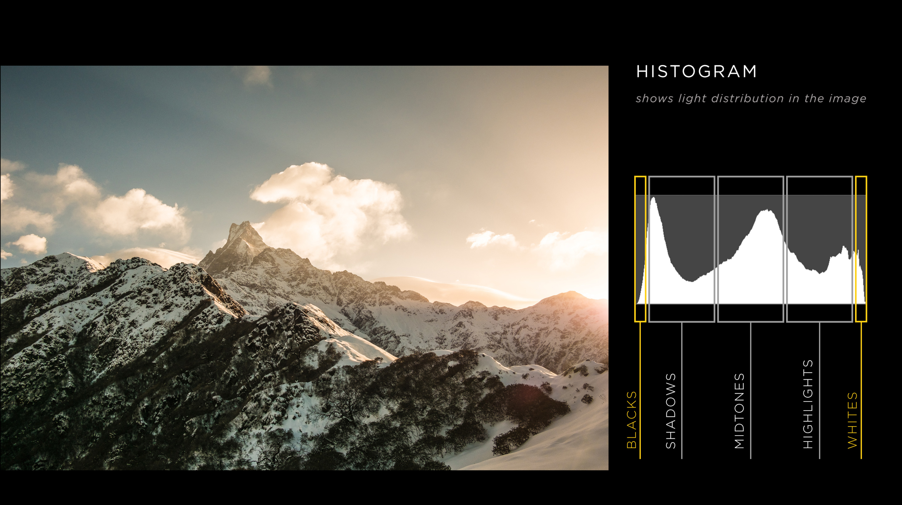 Perfect Your Exposures With Histogram Tool