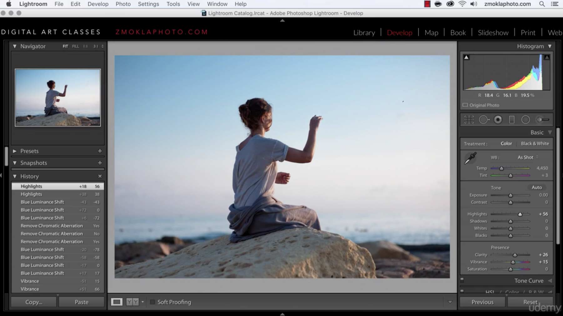 Powerful Color Grading