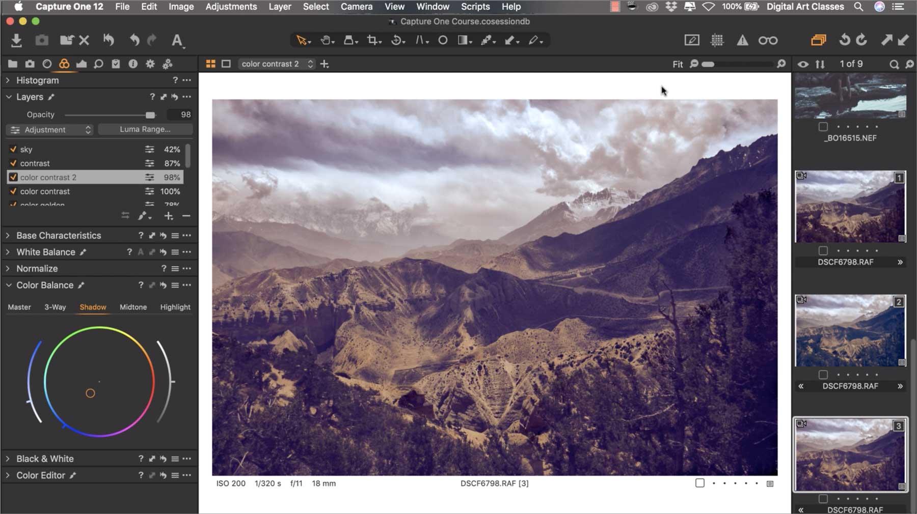 Complete Photo Edit: Upper Mustang Region, Nepal