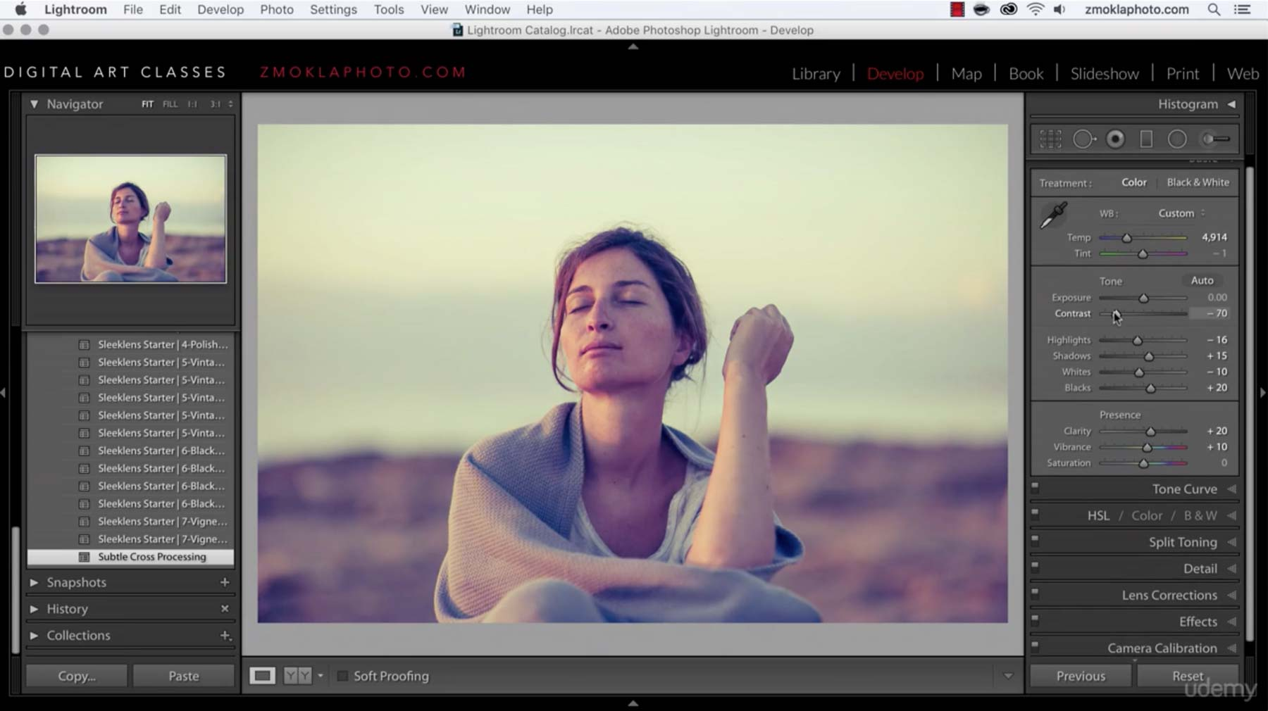 Streamline Your Work With Lightroom Presets