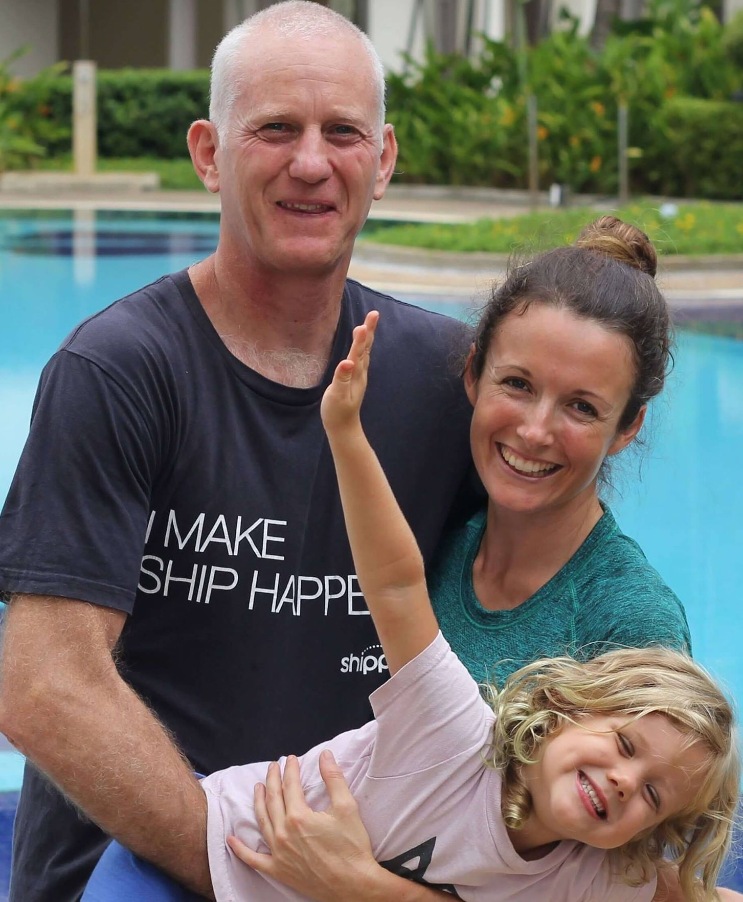 Collin Clapp, New Zealand - world schooling dad, founder of Parenting Passports & Profits