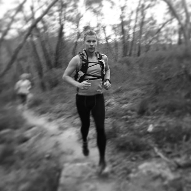 Matt Angus - Ultramarathon runner