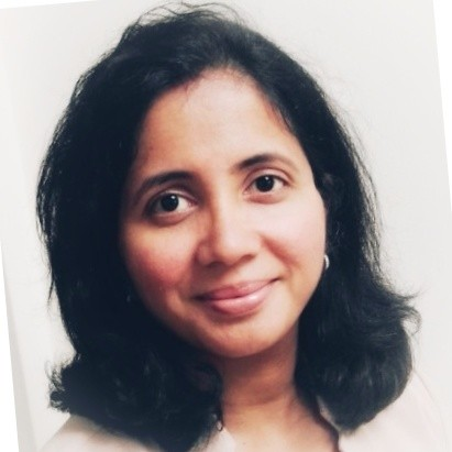 Aruna Shah, Sheffield, IT Specialist