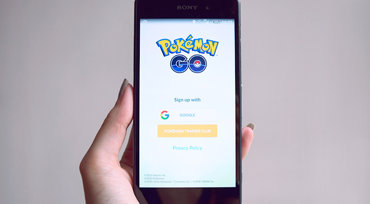 Pokemon GO for small businesses online course