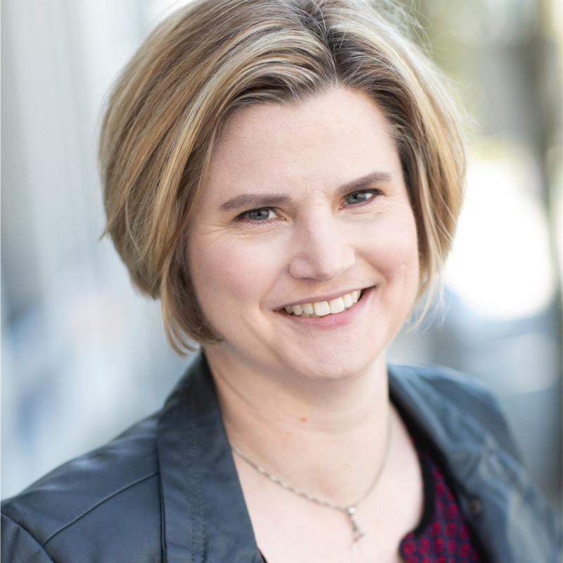 Jenny Lisk, Host, The Widowed Parent Podcast