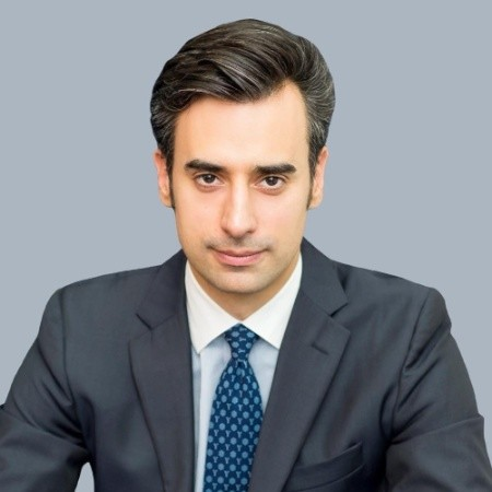Sergey Sirotenko, Partner for Ward Howell (talent equity consultancy) and Executive Coach for INSEAD