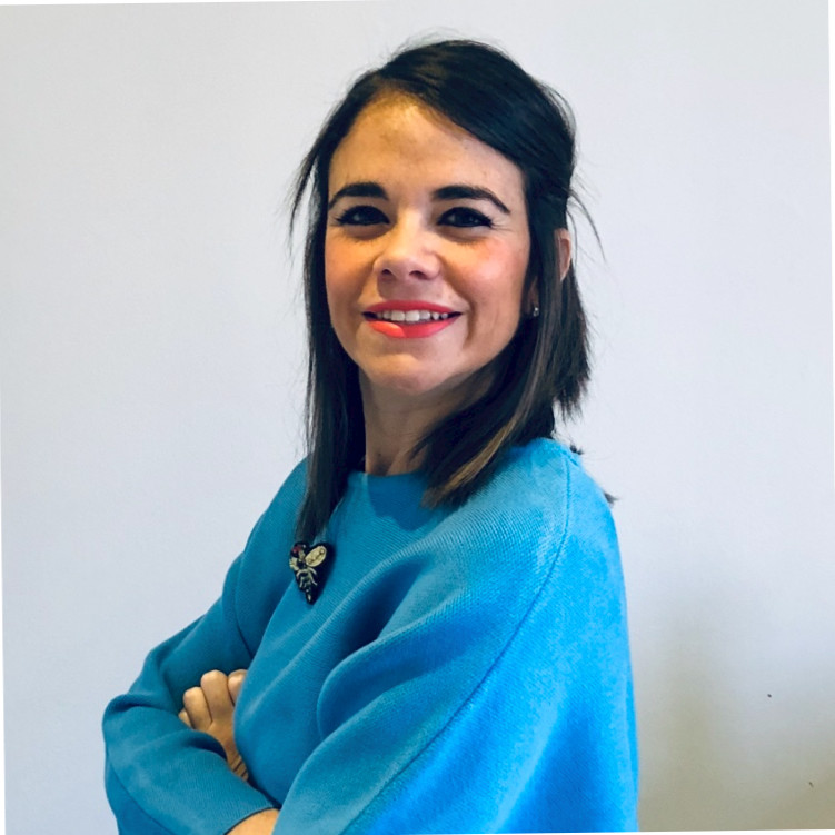Erika Giorgana, organizational transformation consultant, London, England
