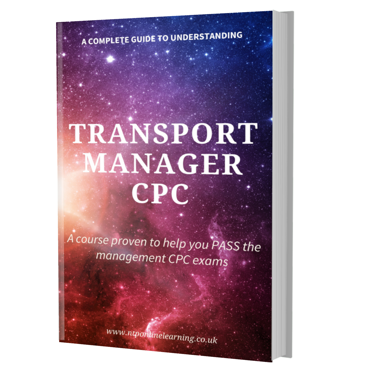 Your free guide to transport manager cpc