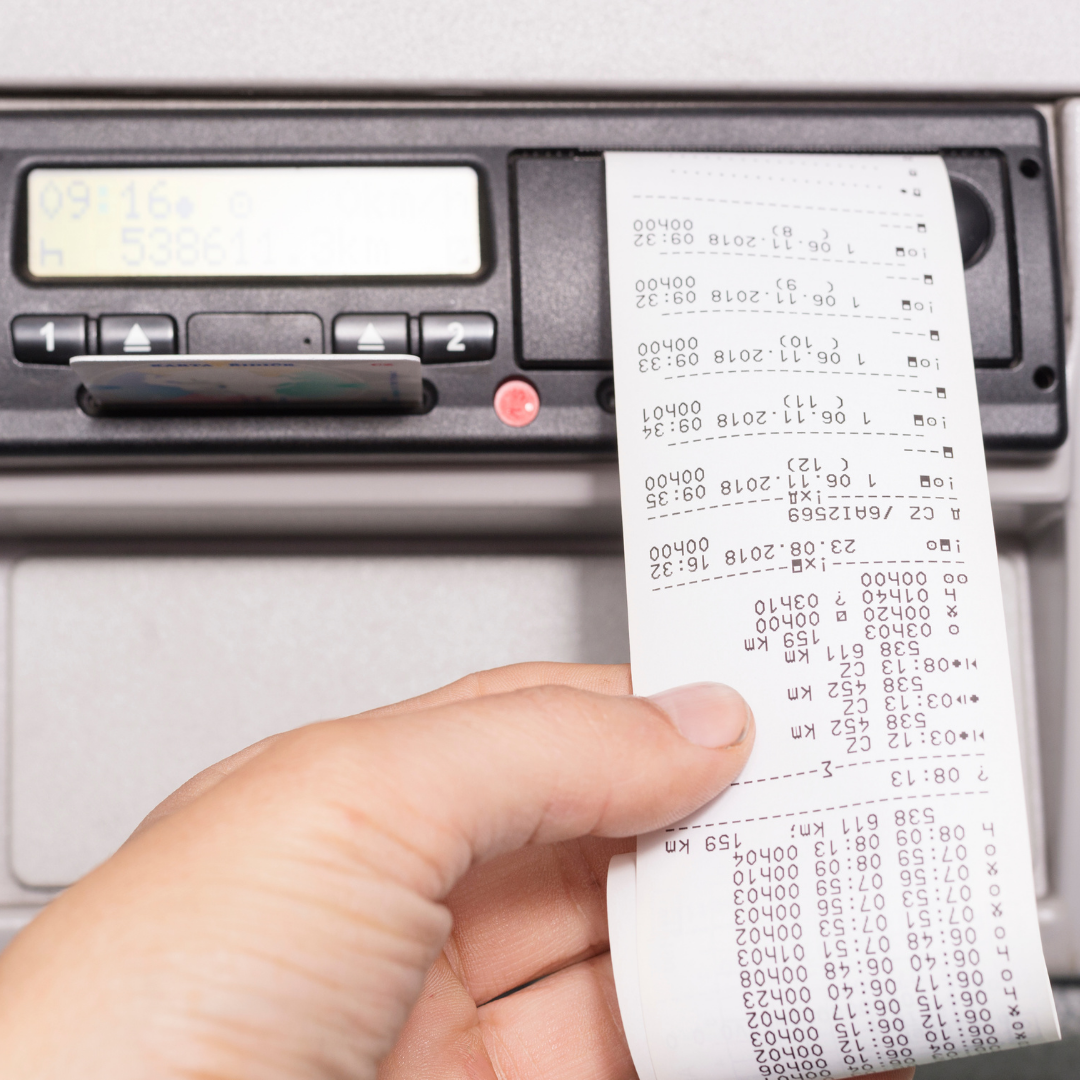 Find out your legal responsibilities with regards to tachographs