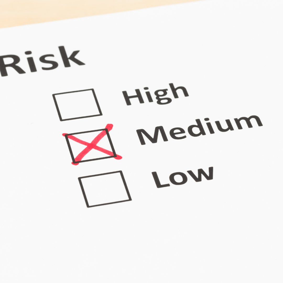What is the risk at your business?