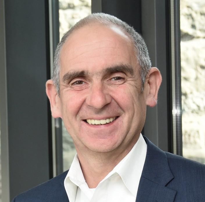 Jürgen Küspert, Geschäftsführer BBI