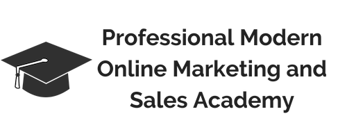 Modern Online  Marketing and Sales Courses