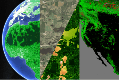 Do you analyze Remote Sensing imagery for your work?