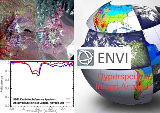 Specialized Tutorial for Hyperspectral Image Processing